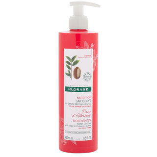 Hibiscus Flower Body Lotion with Cupuaçu Butter