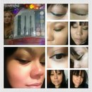 Last bday makeup