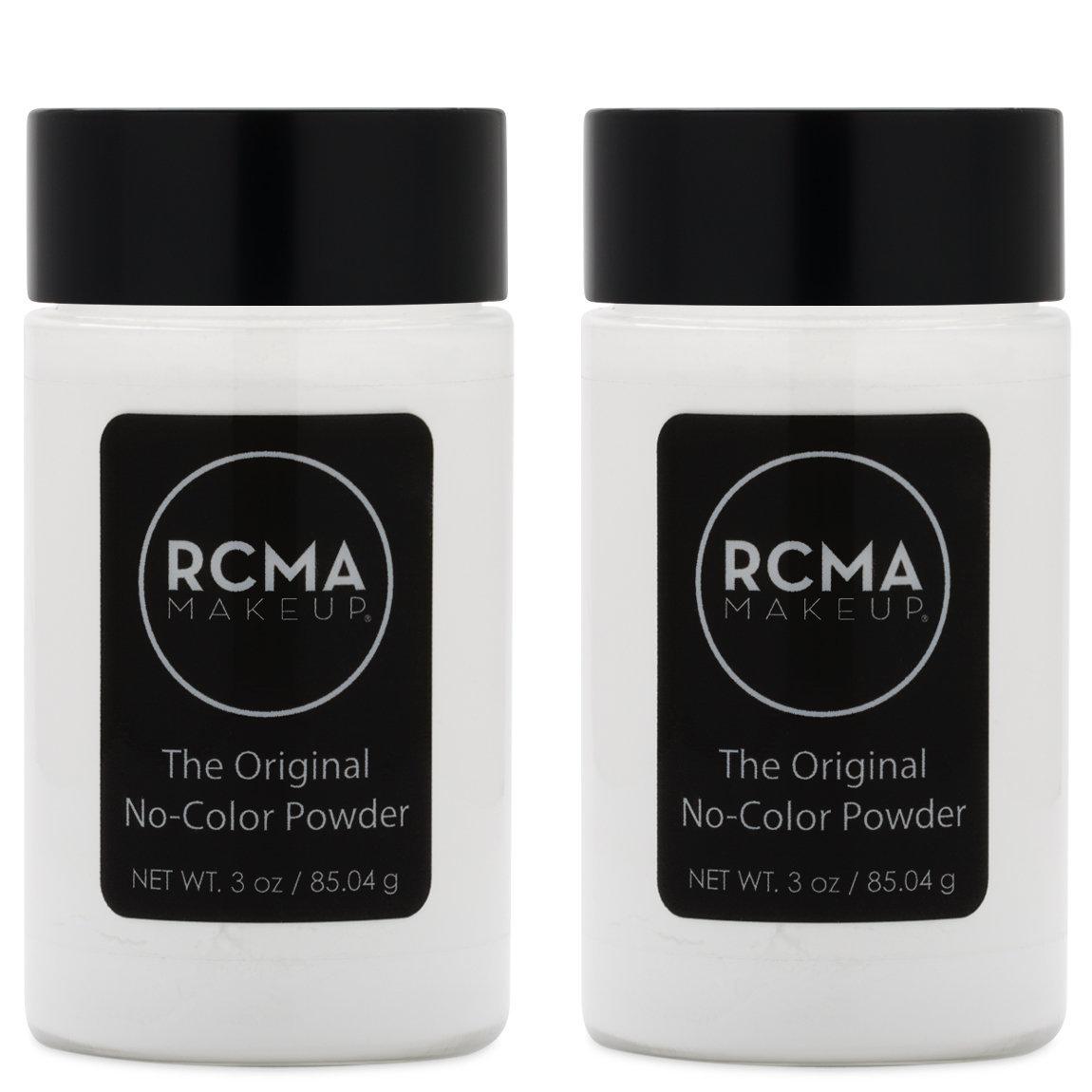 RCMA Makeup No Color Powder 3 oz Duo alternative view 1 - product swatch.