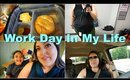 WORK DAY IN MY LIFE | TRYING TO BALANCE IT ALL | CORPORATE 9-5 ROUTINE