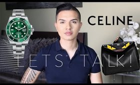 Which Fendi Peekaboo To Get? Rolex or Cartier For New Luxury Watch? FIRST Q&A 2020!