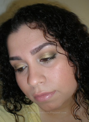 FOTD www.makeupfanatic27.blogspot.com