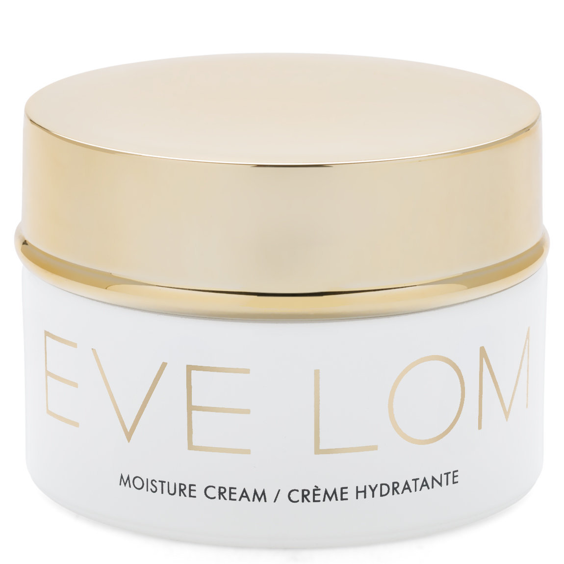 EVE LOM Moisture Cream product swatch.