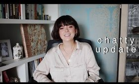 CHATTY UPDATE: Dissertation, New Hair, New Tattoo | sunbeamsjess