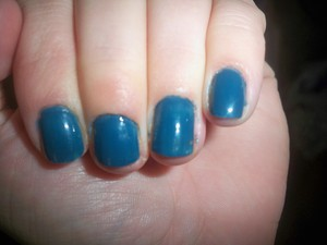 Orly 'Sapphire Silk' Two Coats2