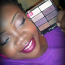 Black Radiance all over my face today!