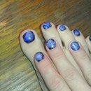 Galaxy Nails & Toes