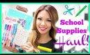 Back to School: Supplies Haul!