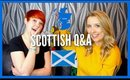 Growing Up in Scotland + Comparing Schools | SCOTTISH GIRLS Q&A