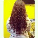my hair before i cut it