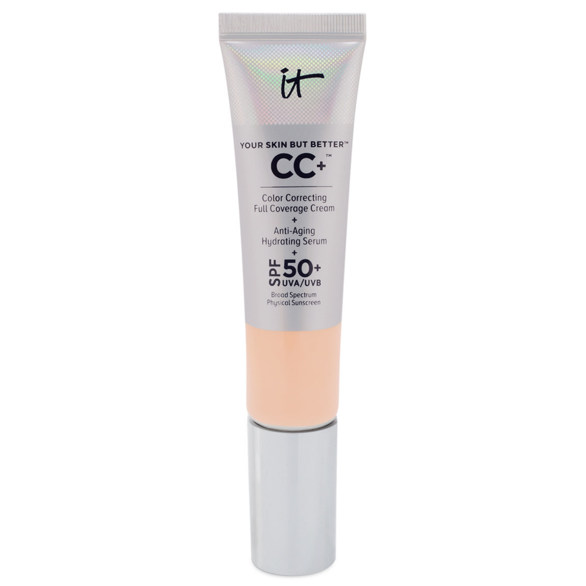 IT Cosmetics  CC+ Cream with SPF 50+ Light Medium alternative view 1.