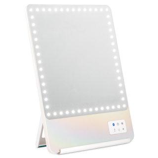Glamcor Iridescent Riki Skinny Mirror
