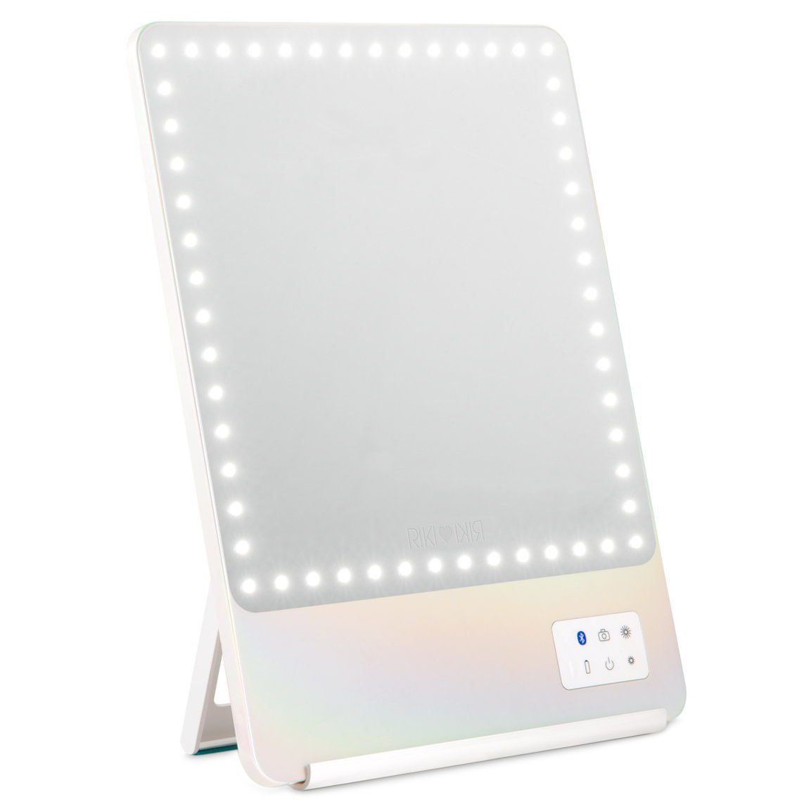 Glamcor Iridescent Riki Skinny Mirror alternative view 1 - product swatch.