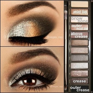 must have eyeshadows & look!