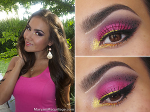 http://www.maryammaquillage.com/2013/09/tropical-fruit-exotic-makeup.html