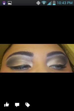Just another nighttime look. Love smokey eyes!