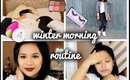 Winter Morning Routine 2015 + ♡ GIVEAWAY ♡ I makeupbyritz