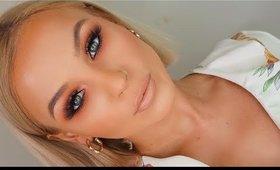 Summer Makeup GRWM & Loving Tan 2hr Express Mini Review