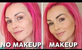 Faking Perfect Skin - No Makeup Makeup | Kandee Johnson