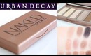 Review & Swatches : NAKED Basics Palette - Comparison w/ NAKED & NAKED2