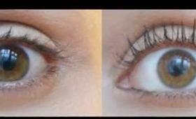 How to make eyelashes look longer without fake lashes!