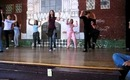 "Reagan High School 2006- Dance class ""Bust a move"""