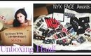 Top 30 Unboxing Haul for NYX FACE Awards | Briddy Nicole