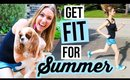 THE LAZY GIRL'S GUIDE TO WORKING OUT || #SummerReady