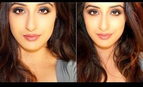Easy Fall Makeup for Brown Eyes 2014