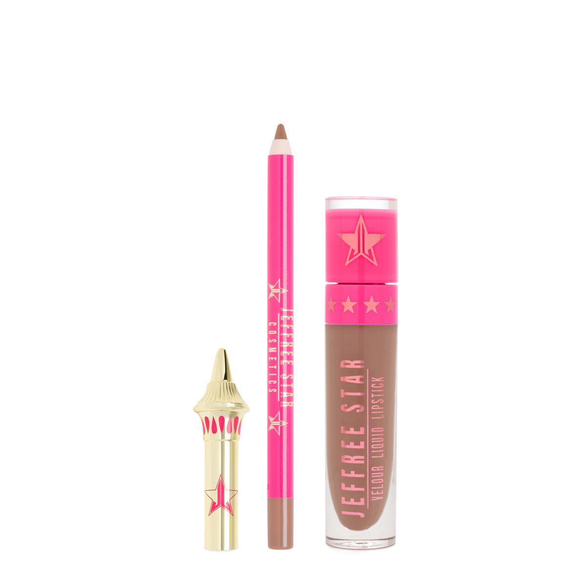 Jeffree Star Cosmetics Velour Lip Kit Posh Spice alternative view 1.