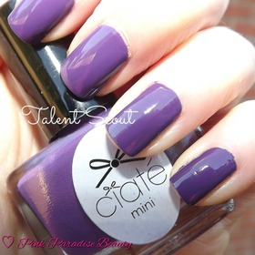 Ciate Nail Swatches