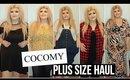 Cocomy Plus Size Clothing Haul | October 2019