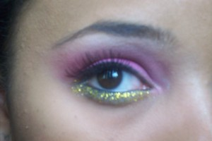 I Love Glitter