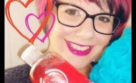 The Body Shop ShowerTime Favourites l Clare Elise