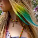 My Natural Hair Color... RAINBOW!!!