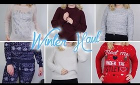 Winter Clothing Try On Haul - H&M & New Look