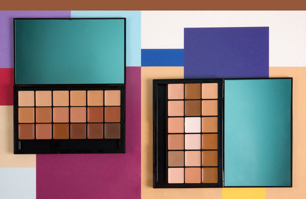 VK Palettes #10 and #11