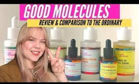 Good Molecules Review & Comparison to The Ordinary