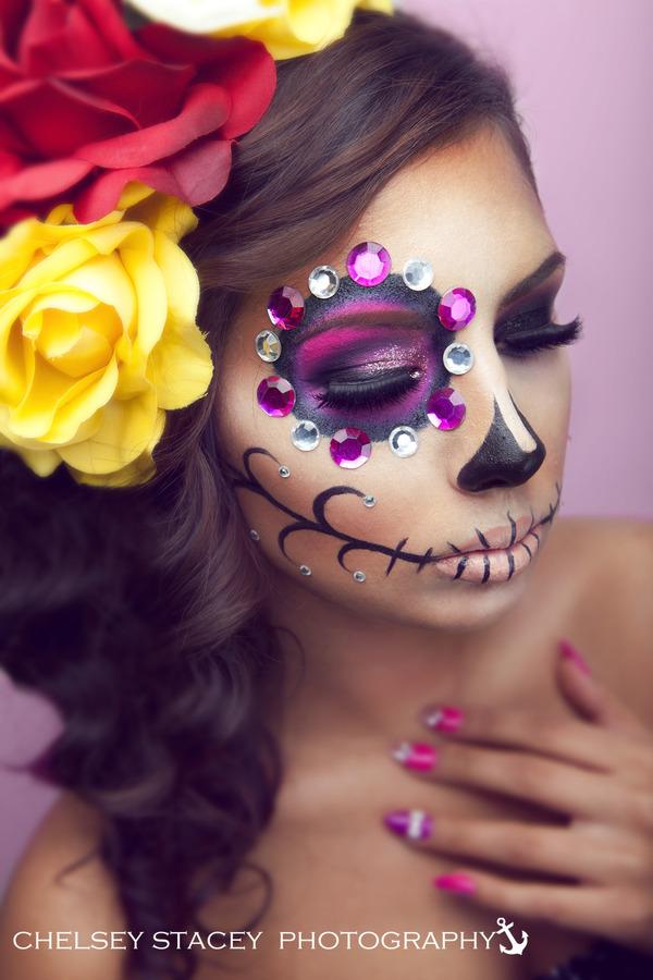 Sugar Skull Starrly G S Starrlygladue Photo Beautylish