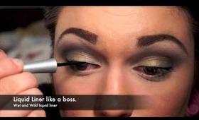 Green Eyeshadow Tutorial