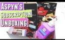 Aspyn Ovard's Subscription Box UNBOXING & Haul, VIA November's Box