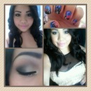 Graduation Hair Nails Makeup(: