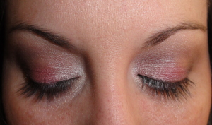 Revlon Quad Makeup of the Day