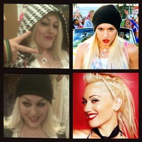 Gwen Stefani inspired look