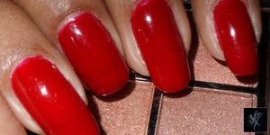 China Glaze: Phat Santa