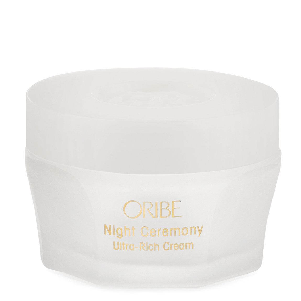 Oribe Night Ceremony Ultra-Rich Cream product swatch.