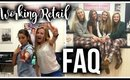FAQ: Working Retail + Tips