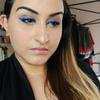 POP O BLUE- Winged eyeliner (STILA)