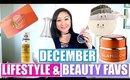 😃 DECEMBER LIFESTYLE & BEAUTY FAVORITES 2016! | Too Faced, GlamGlow, Vera Mona 💄