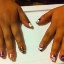 X-mas nails!